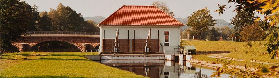Wasserkraftwerk Klosterbuch (Leisnig)
