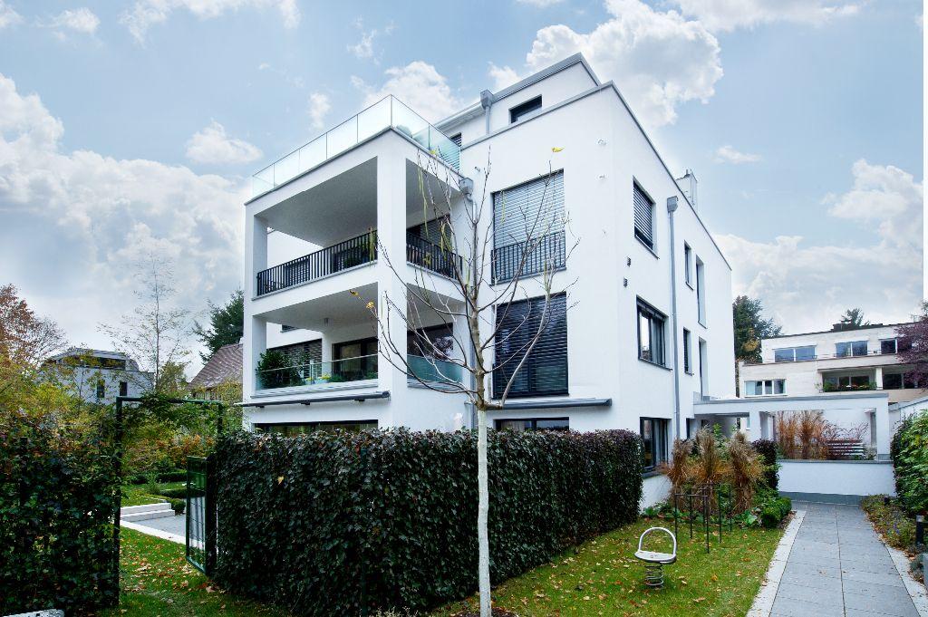 Neubau mehrfamilienhaus mader bau gmbh hoch tief und for Mehrfamilienhaus neubau